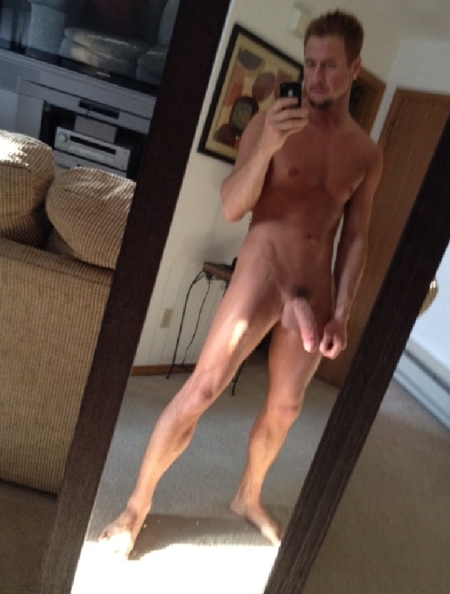Nude Guy Big Cock