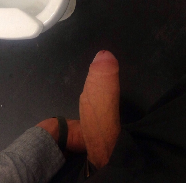 Odd Shaped Cock